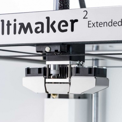Ultimaker 2 Extended+ Detail #1