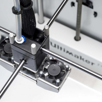 Ultimaker 2+  Axes